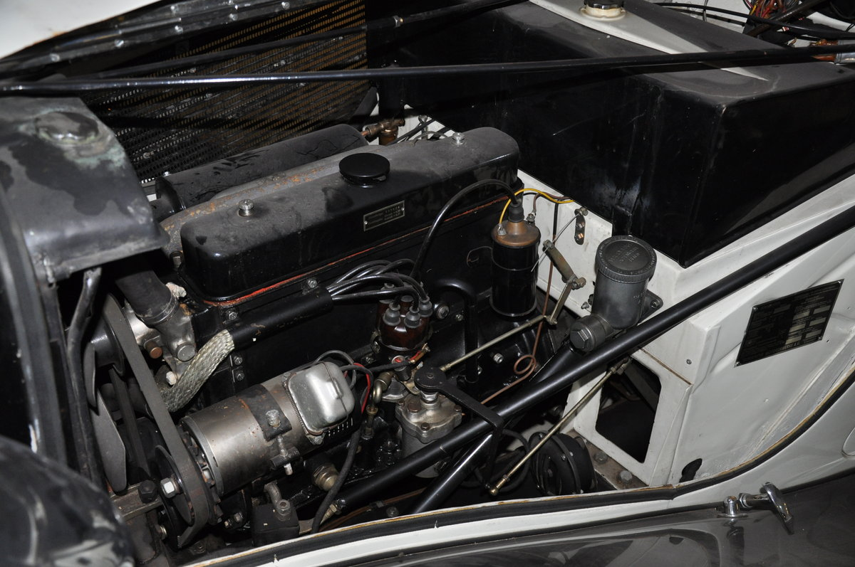 BMW 319 sport convertible 1934 For Sale (picture 6 of 6)
