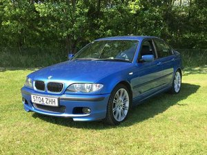 2004 BMW 320i Sport at Morris Leslie Auction 25th May For Sale by Auction
