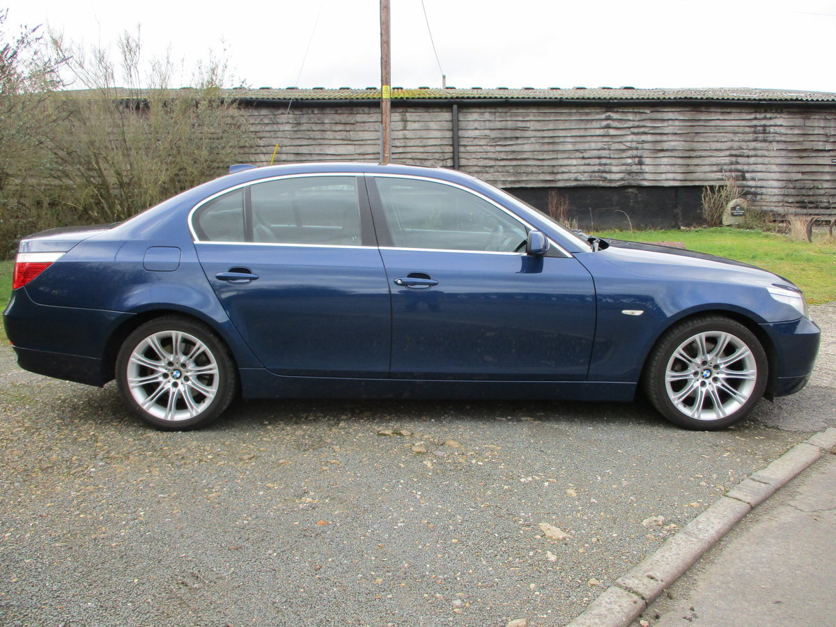 2004 BMW 530i Saloon Automatic SOLD (picture 4 of 6)