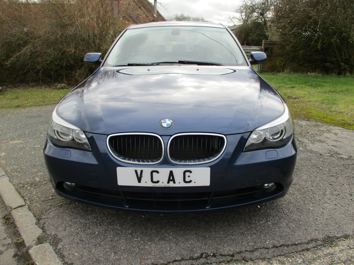 2004 BMW 530i Saloon Automatic SOLD (picture 2 of 6)