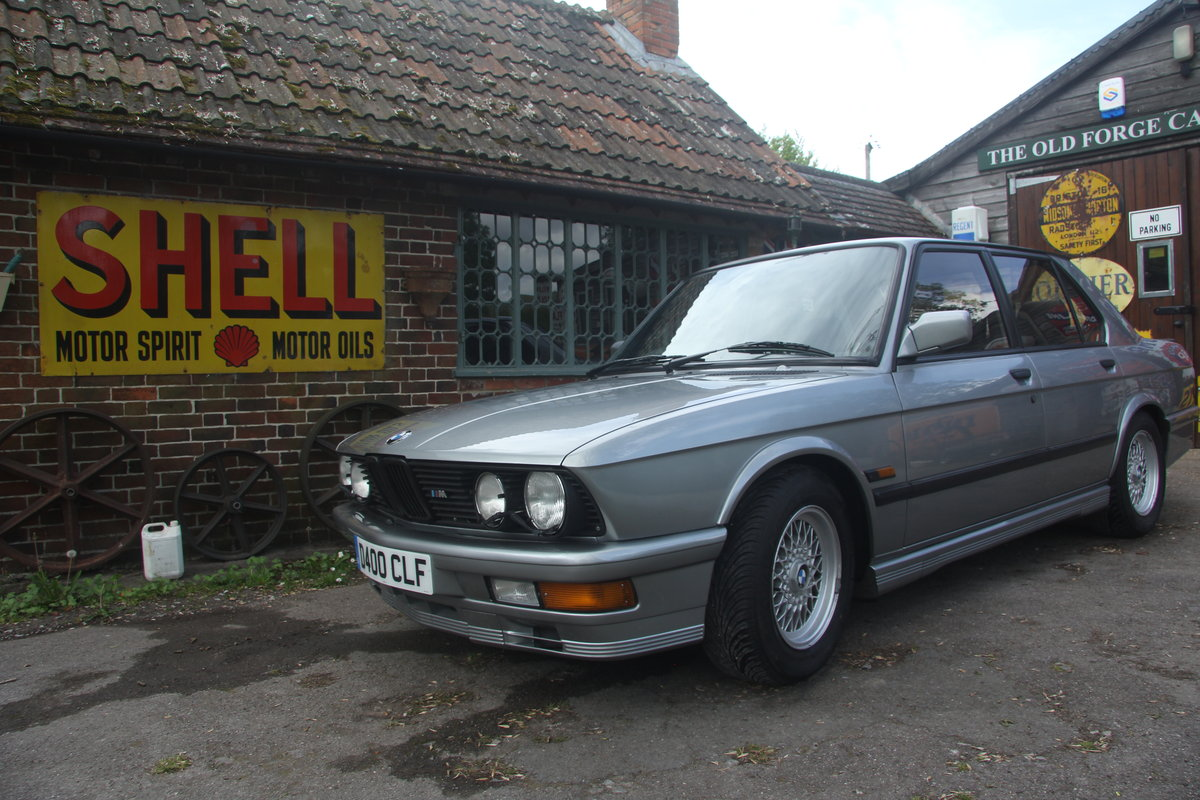 1987 BMW E28 M535I For Sale (picture 1 of 6)