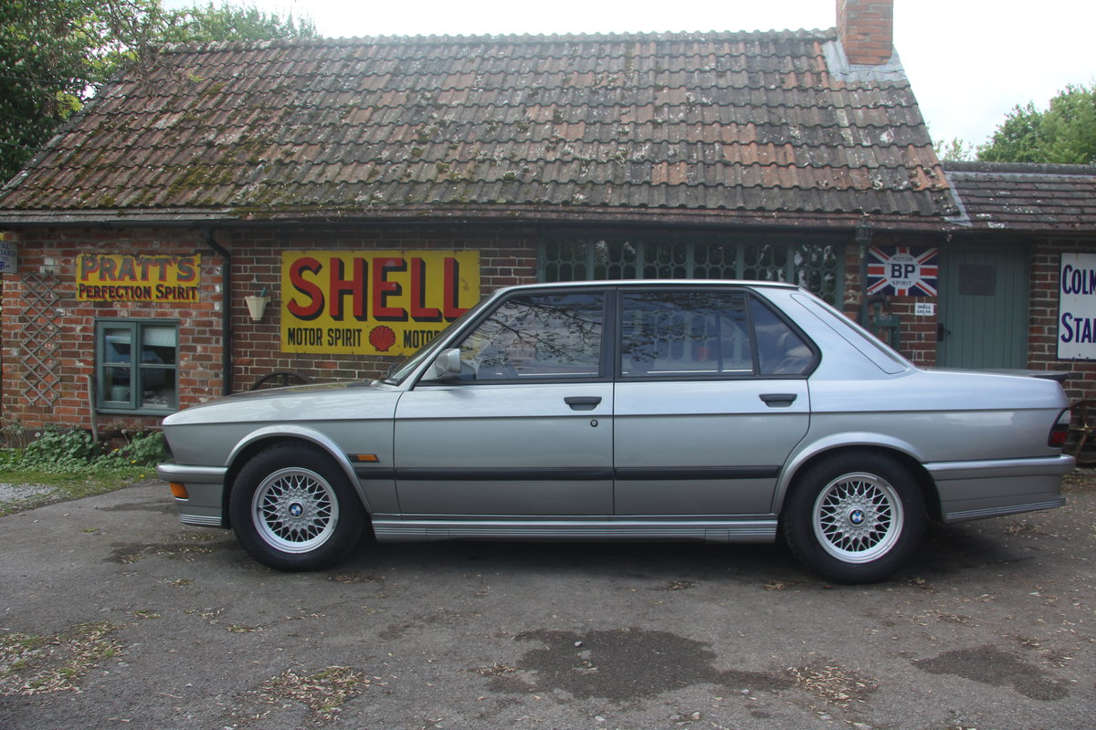 1987 BMW E28 M535I For Sale (picture 4 of 6)