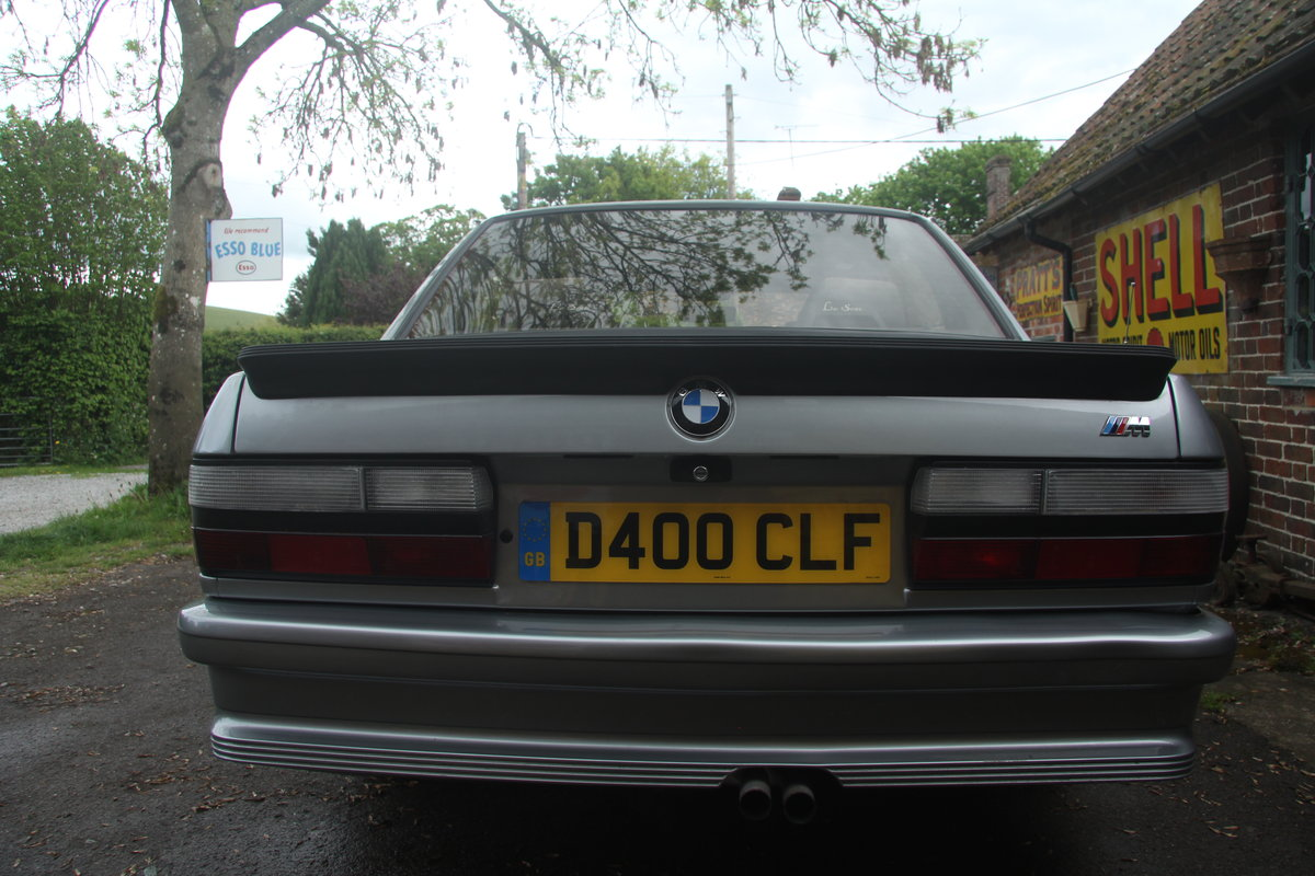1987 BMW E28 M535I For Sale (picture 5 of 6)