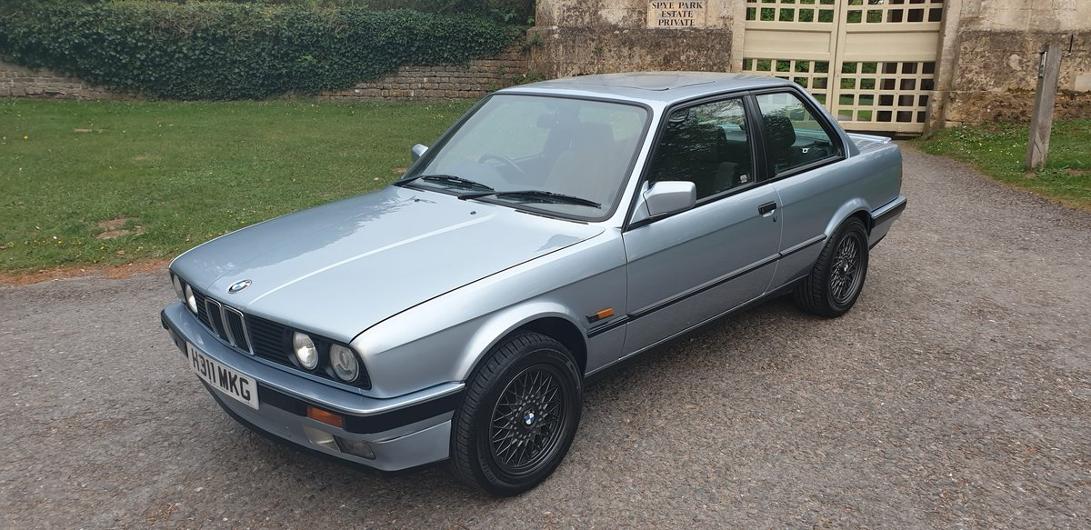 1990 Bmw E30 318i Lux 2dr For Sale (picture 4 of 6)