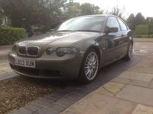 2003 BMW 325i Compact Auto For Sale by Auction