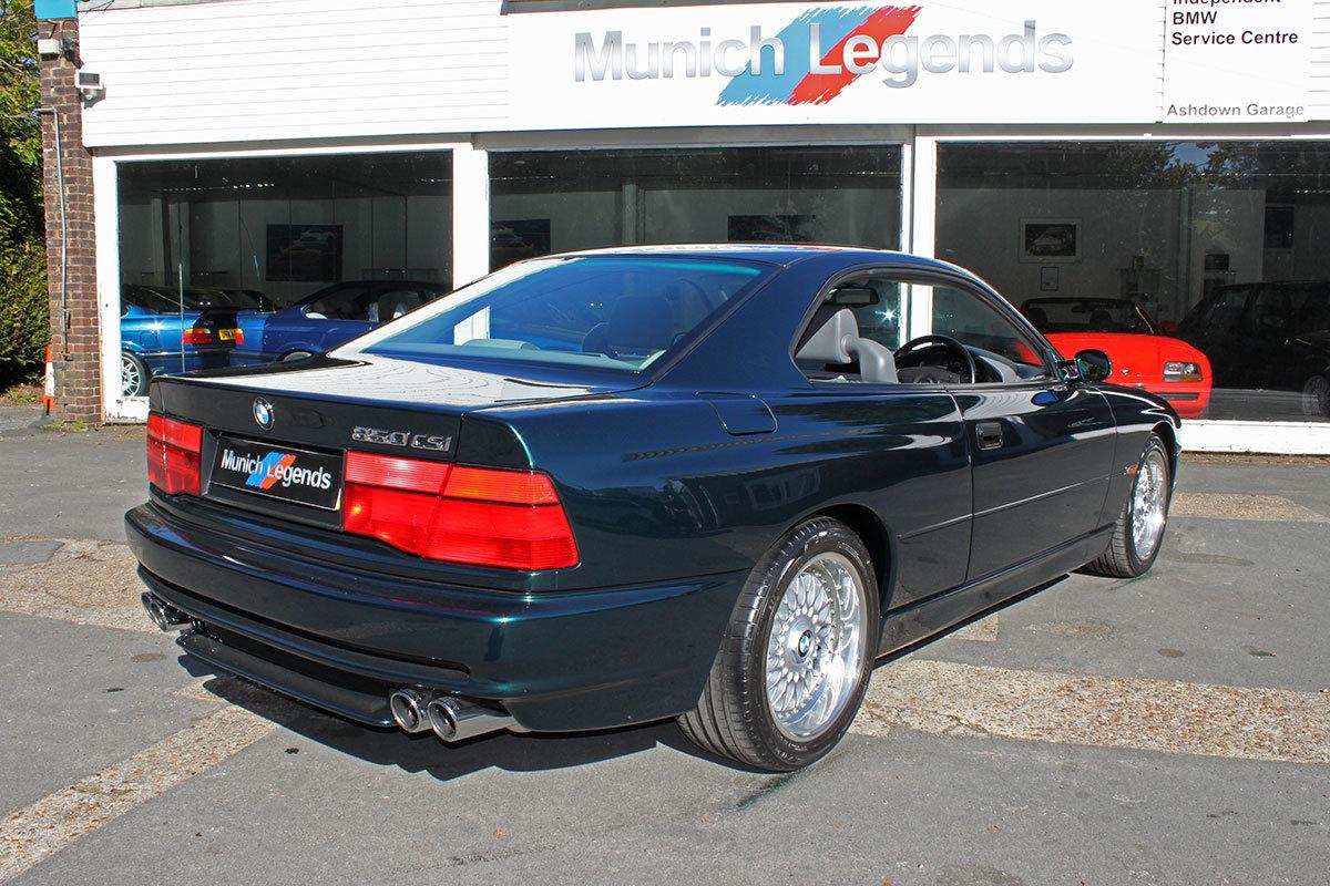 BMW E31 850 CSi 1994 For Sale (picture 2 of 6)
