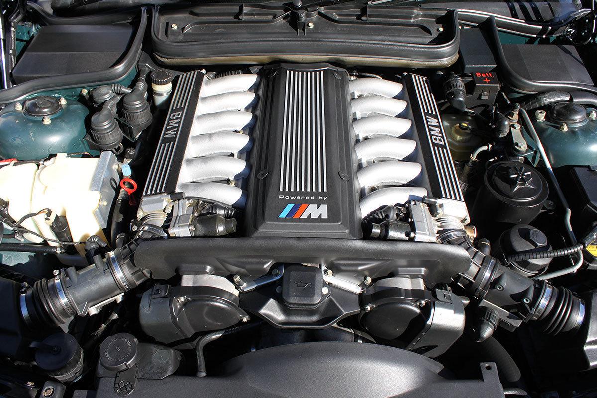 BMW E31 850 CSi 1994 For Sale (picture 5 of 6)
