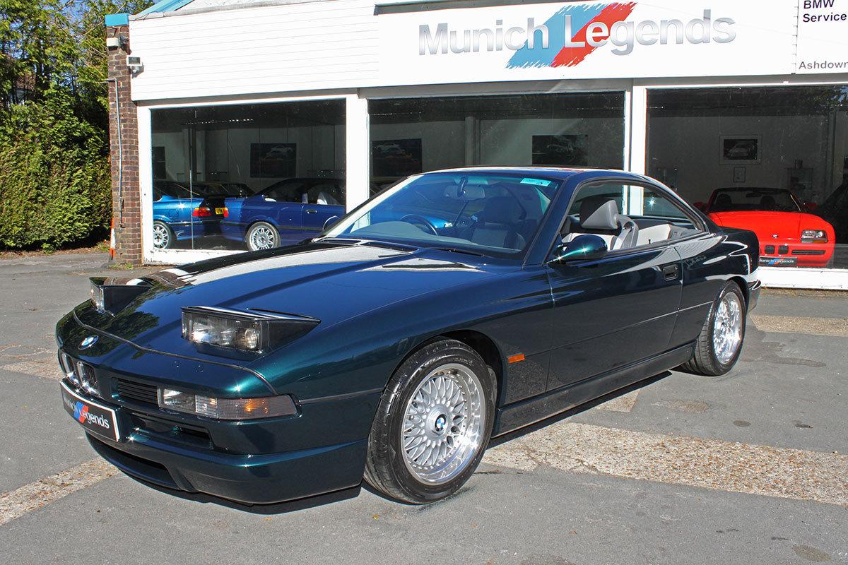 BMW E31 850 CSi 1994 For Sale (picture 6 of 6)
