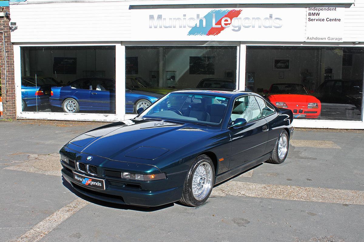 BMW E31 850 CSi 1994 For Sale (picture 1 of 6)