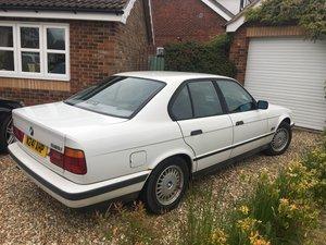 1995 Classic Alpine White BMW 518i For Sale