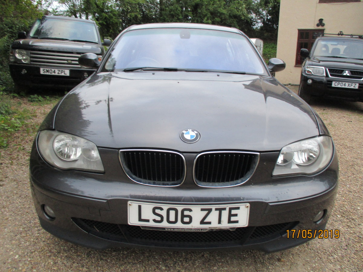 2006  METALIC GREY  2LTR 6 DIESEL 6 SPEED TURBO JUST REPLACED  For Sale (picture 1 of 6)