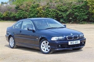 2000 BMW E46 323Ci SE Coupe.. Very Low Miles.. Lovely Example.. For Sale