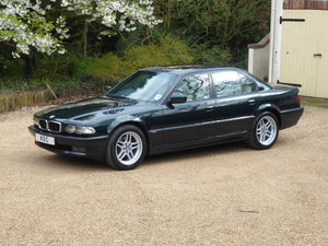 2001 BMW 728i M Sport Superb Full Service History Garaged Example For Sale