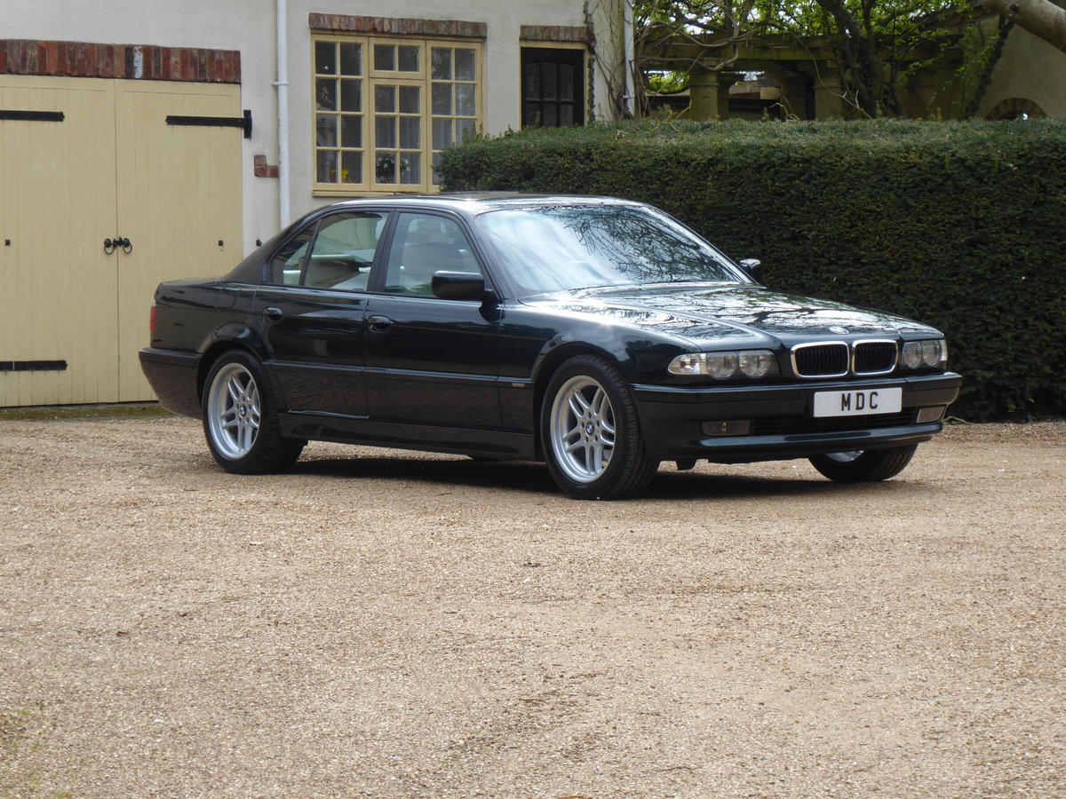 2001 BMW 728i M Sport Superb Full Service History Garaged Example SOLD (picture 2 of 6)