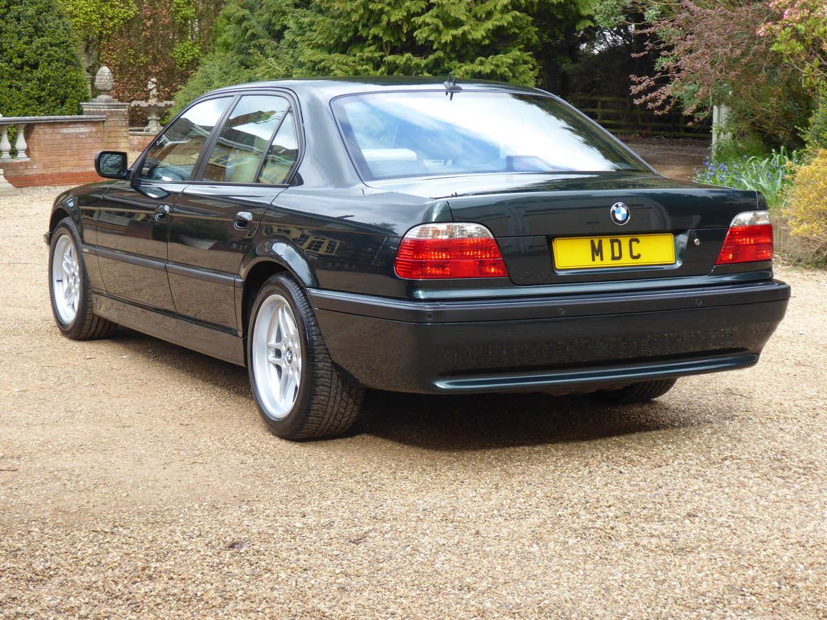 2001 BMW 728i M Sport Superb Full Service History Garaged Example SOLD (picture 4 of 6)
