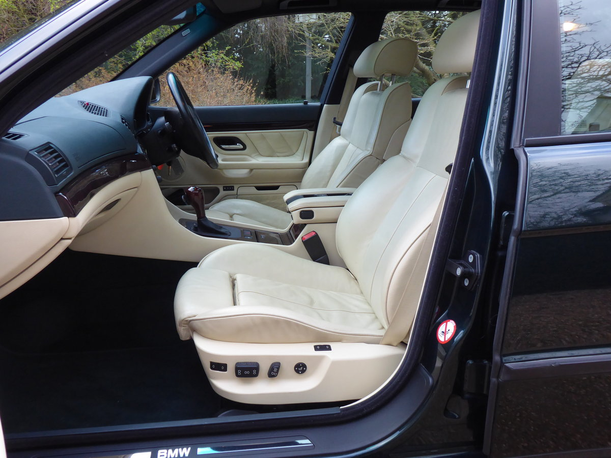 2001 BMW 728i M Sport Superb Full Service History Garaged Example SOLD (picture 5 of 6)
