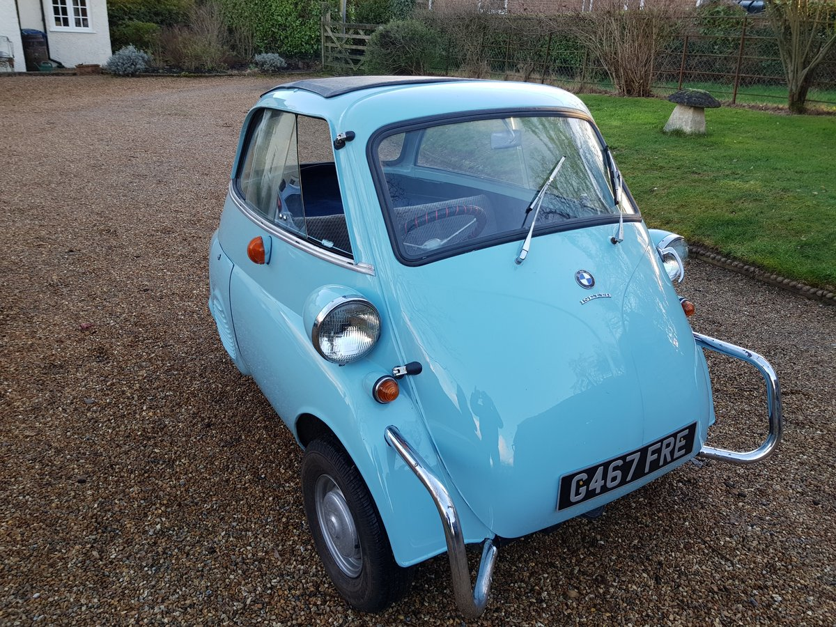 1959 BMW ISETTA FULLY REFURBISHED For Sale (picture 2 of 6)