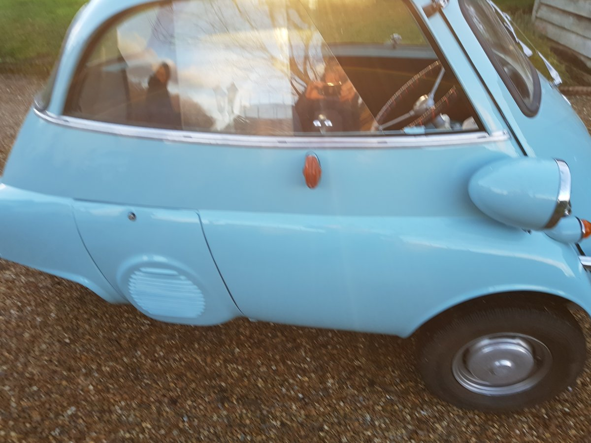 1959 BMW ISETTA FULLY REFURBISHED For Sale (picture 3 of 6)