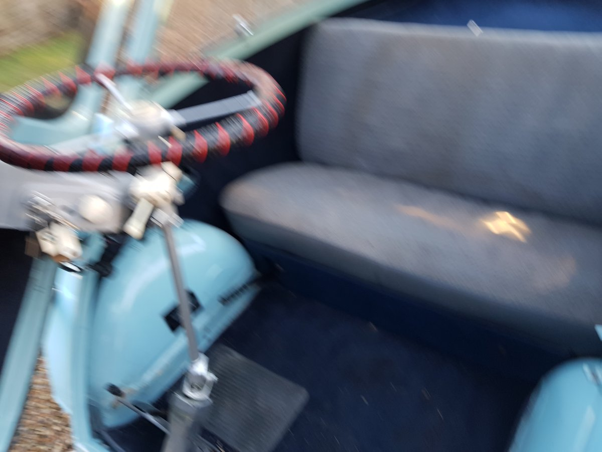 1959 BMW ISETTA FULLY REFURBISHED For Sale (picture 5 of 6)