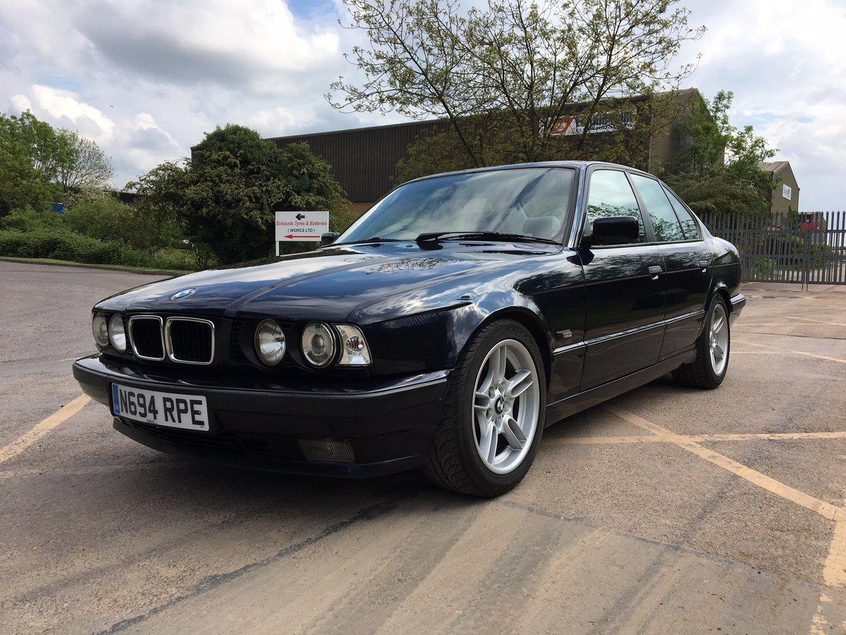 1995 BMW 525i SE E34 For Sale (picture 1 of 6)