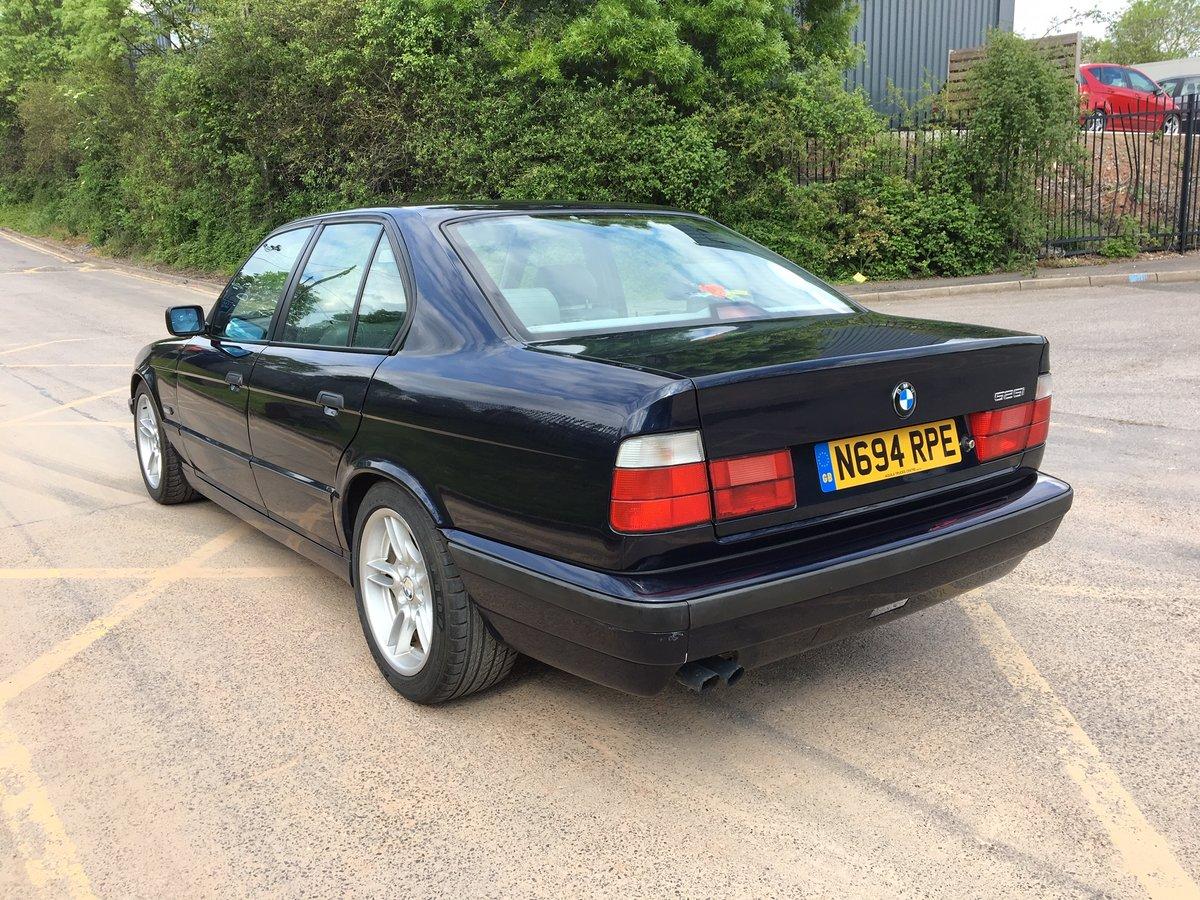 1995 BMW 525i SE E34 For Sale (picture 3 of 6)