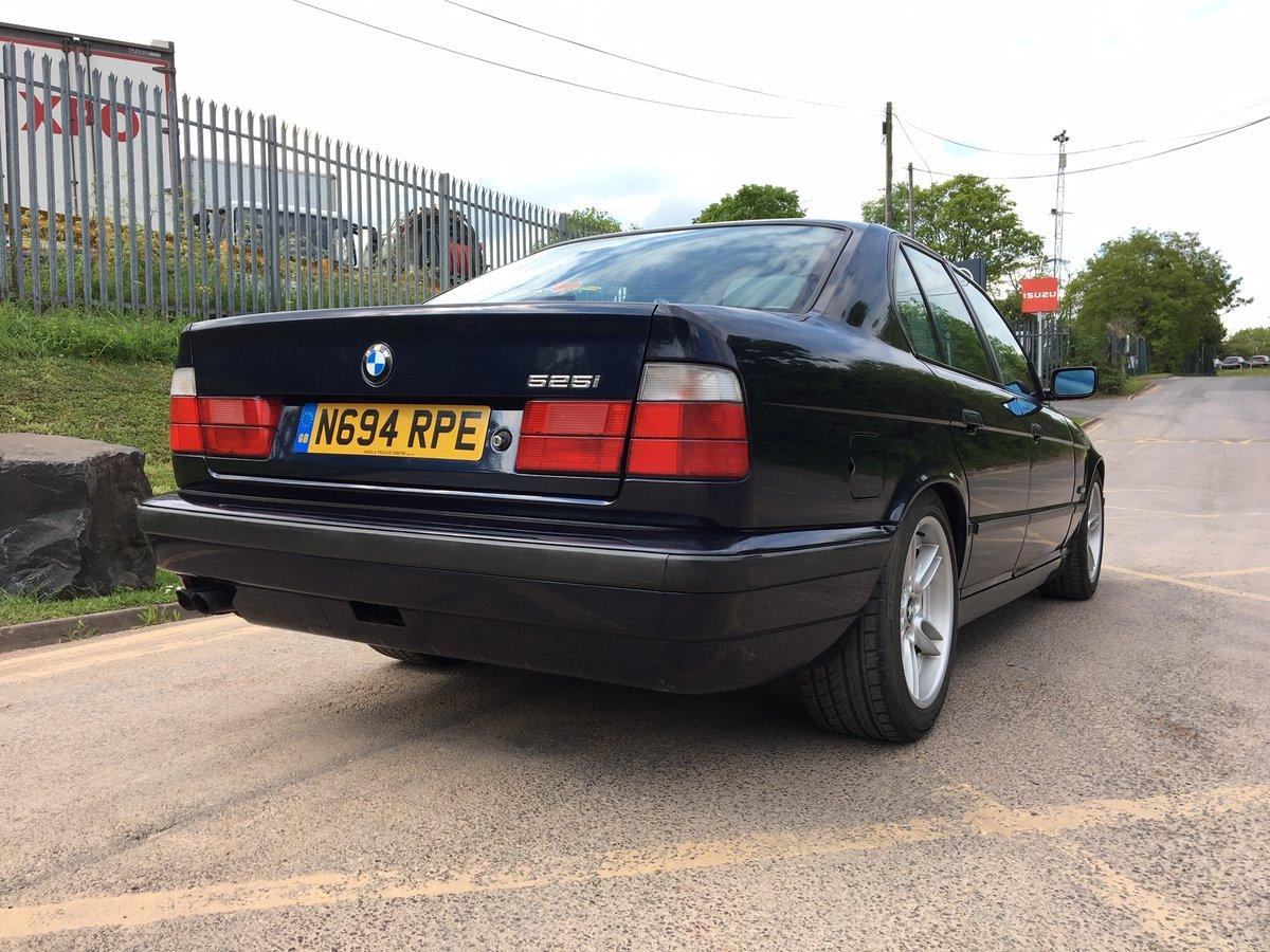 1995 BMW 525i SE E34 For Sale (picture 4 of 6)
