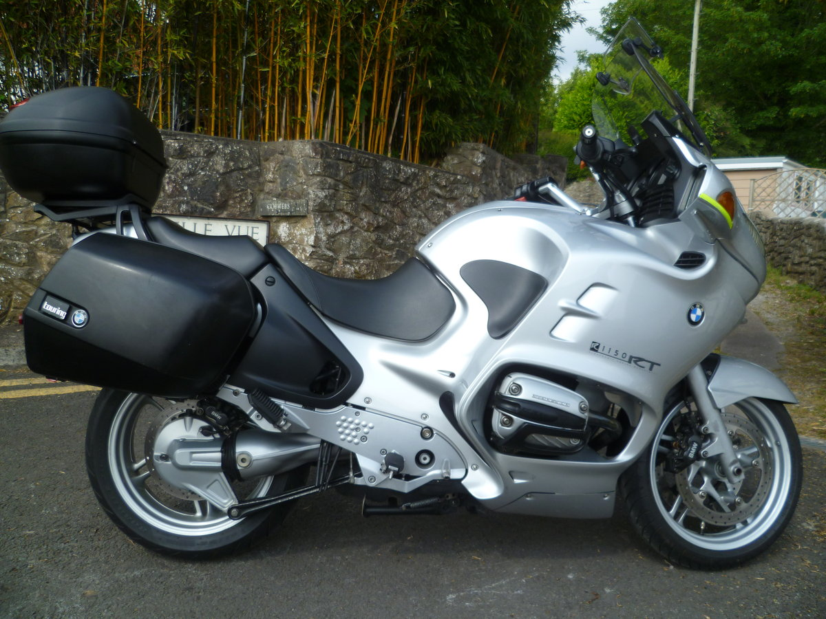 2002 BMW R1150RT for sale For Sale (picture 1 of 6)