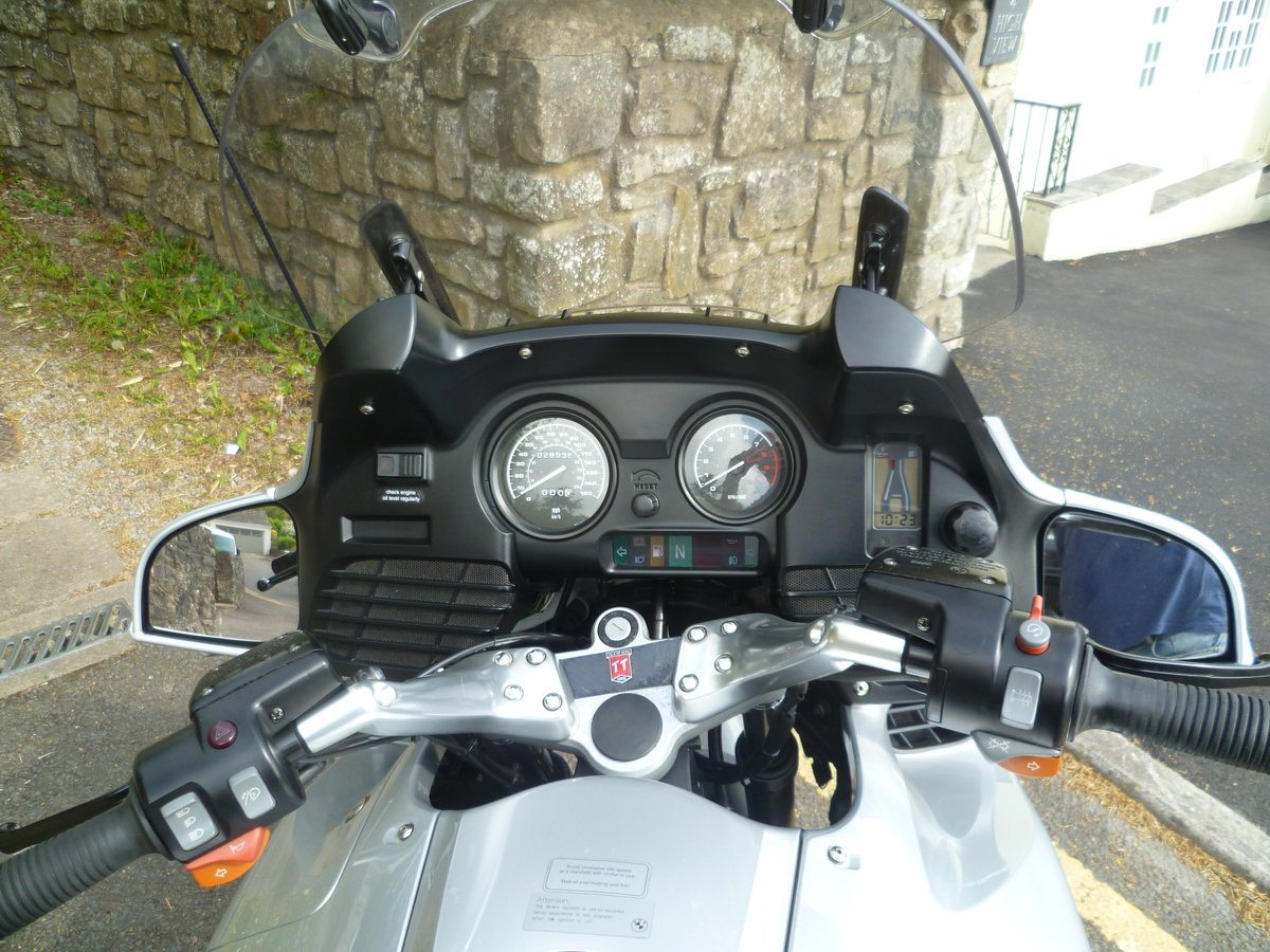 2002 BMW R1150RT for sale For Sale (picture 2 of 6)