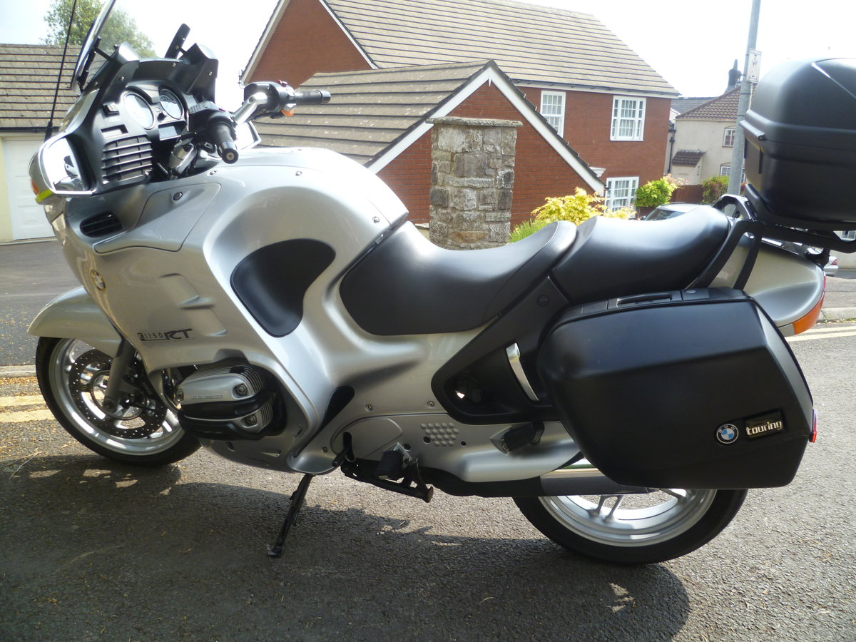 2002 BMW R1150RT for sale For Sale (picture 3 of 6)