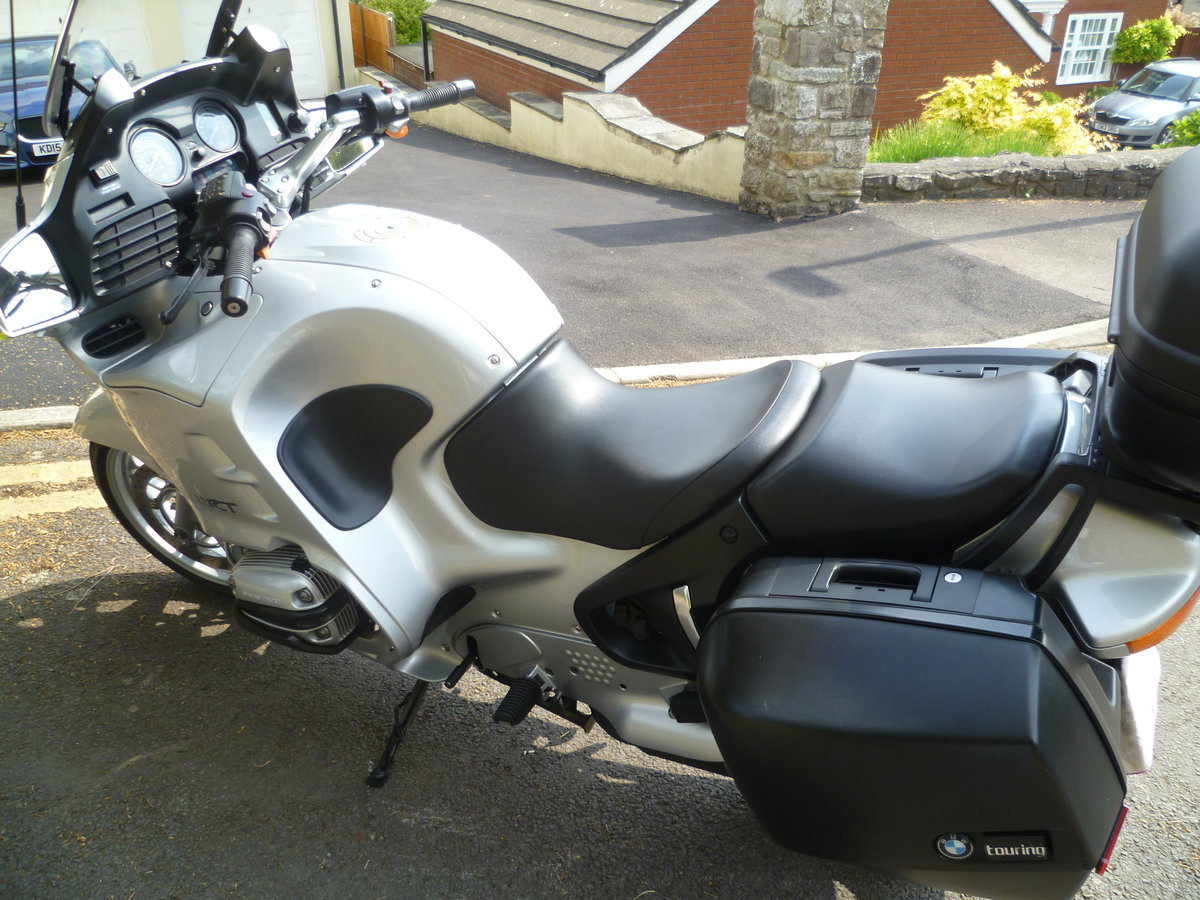 2002 BMW R1150RT for sale For Sale (picture 5 of 6)