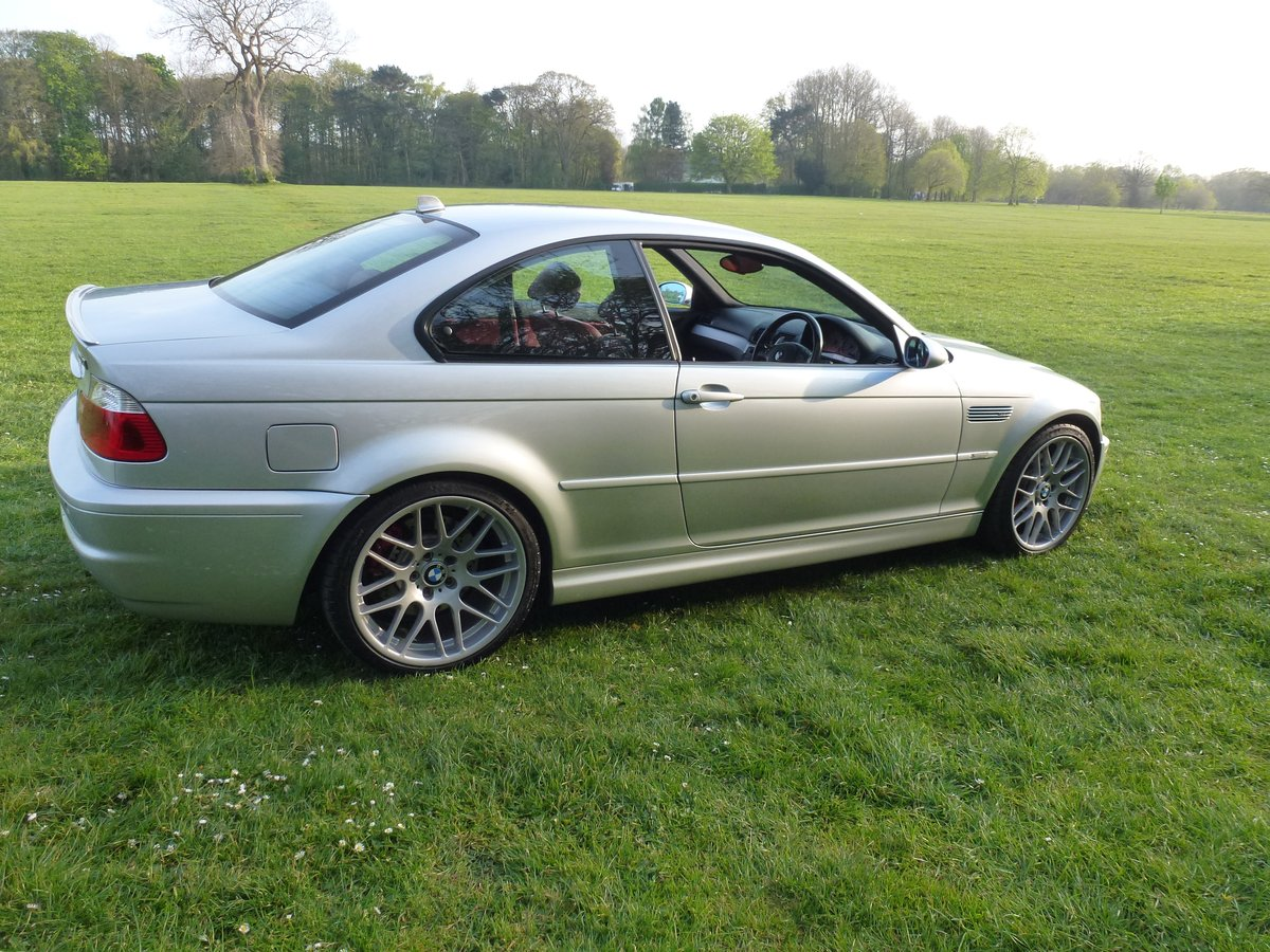 BMW M3 E46 coupe with SMG. 2003. Stunning car.     For Sale (picture 4 of 6)