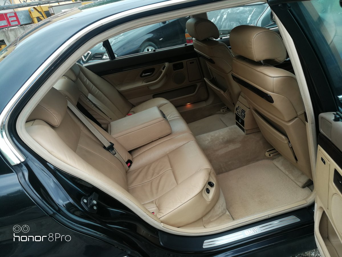 1995 Bmw 750 il For Sale (picture 6 of 6)