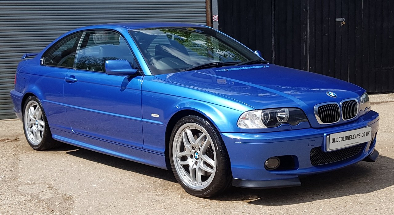2003 Immaculate Bmw E46 330i Clubsport Auto Only 69000 Miles For