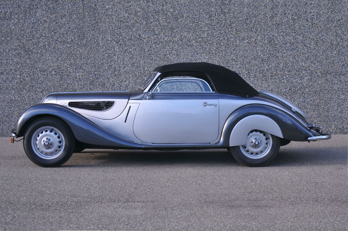 1938 BMW 327 Cabriolet For Sale (picture 1 of 6)