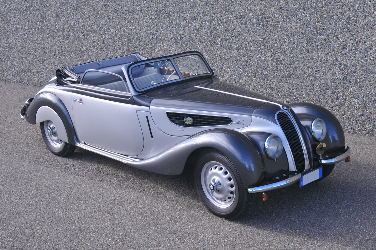 1938 BMW 327 Cabriolet For Sale (picture 5 of 6)