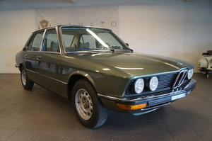 BMW 518, 1980 For Sale by Auction