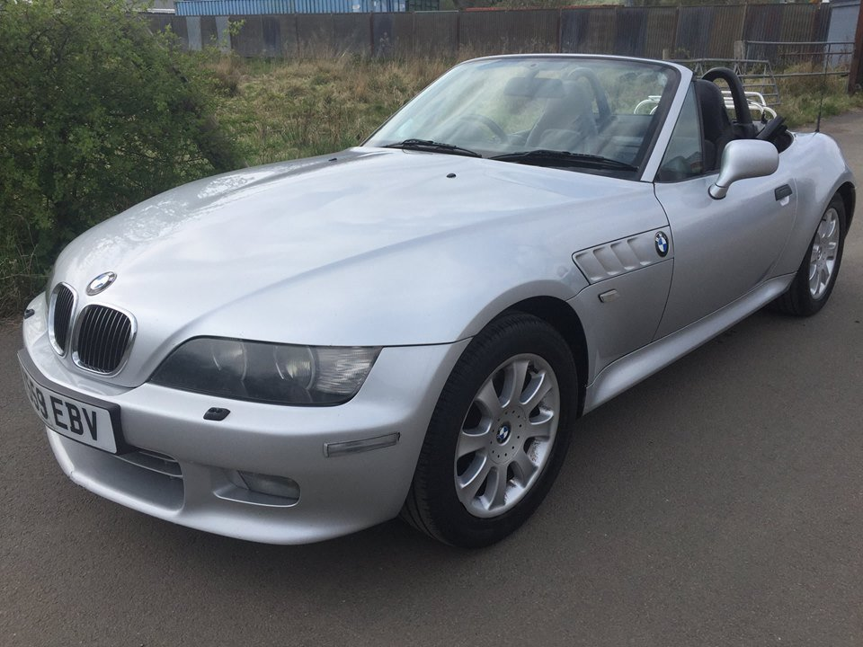 2001 3.0 Litre BMW Z3 For Sale (picture 1 of 4)