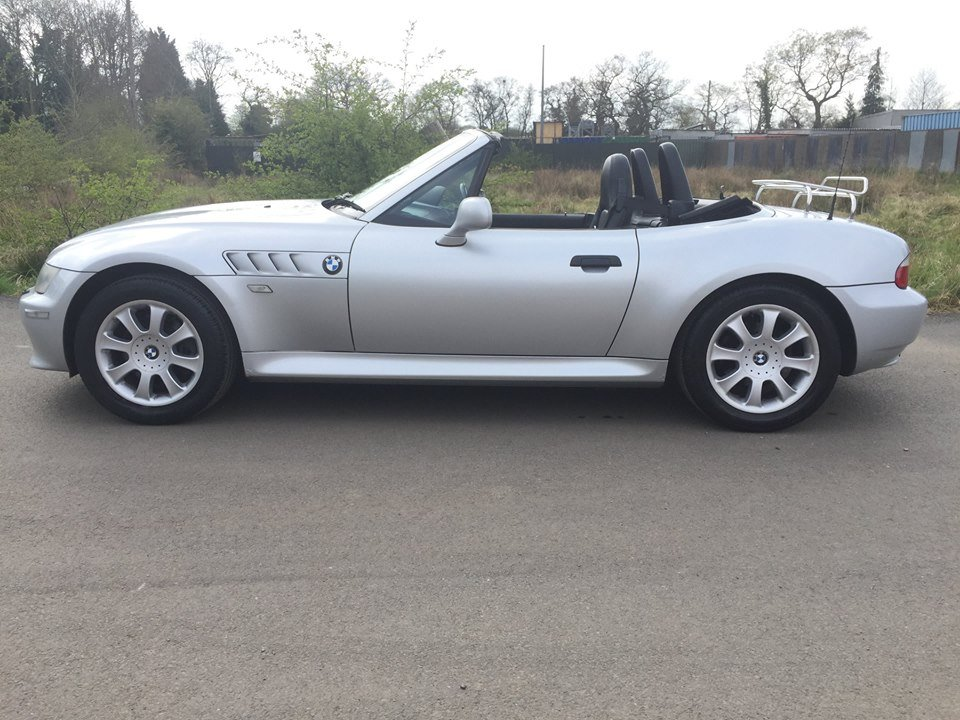 2001 3.0 Litre BMW Z3 For Sale (picture 3 of 4)
