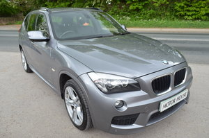 2011 BMW X1 2.0 M Sport XDrive For Sale