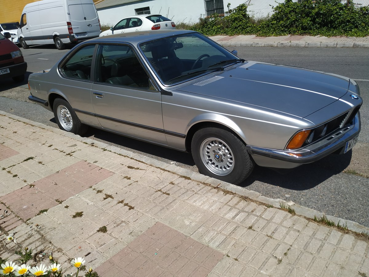 1984 BMW 628 csi For Sale (picture 1 of 4)