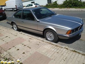 1984 BMW 628 csi For Sale