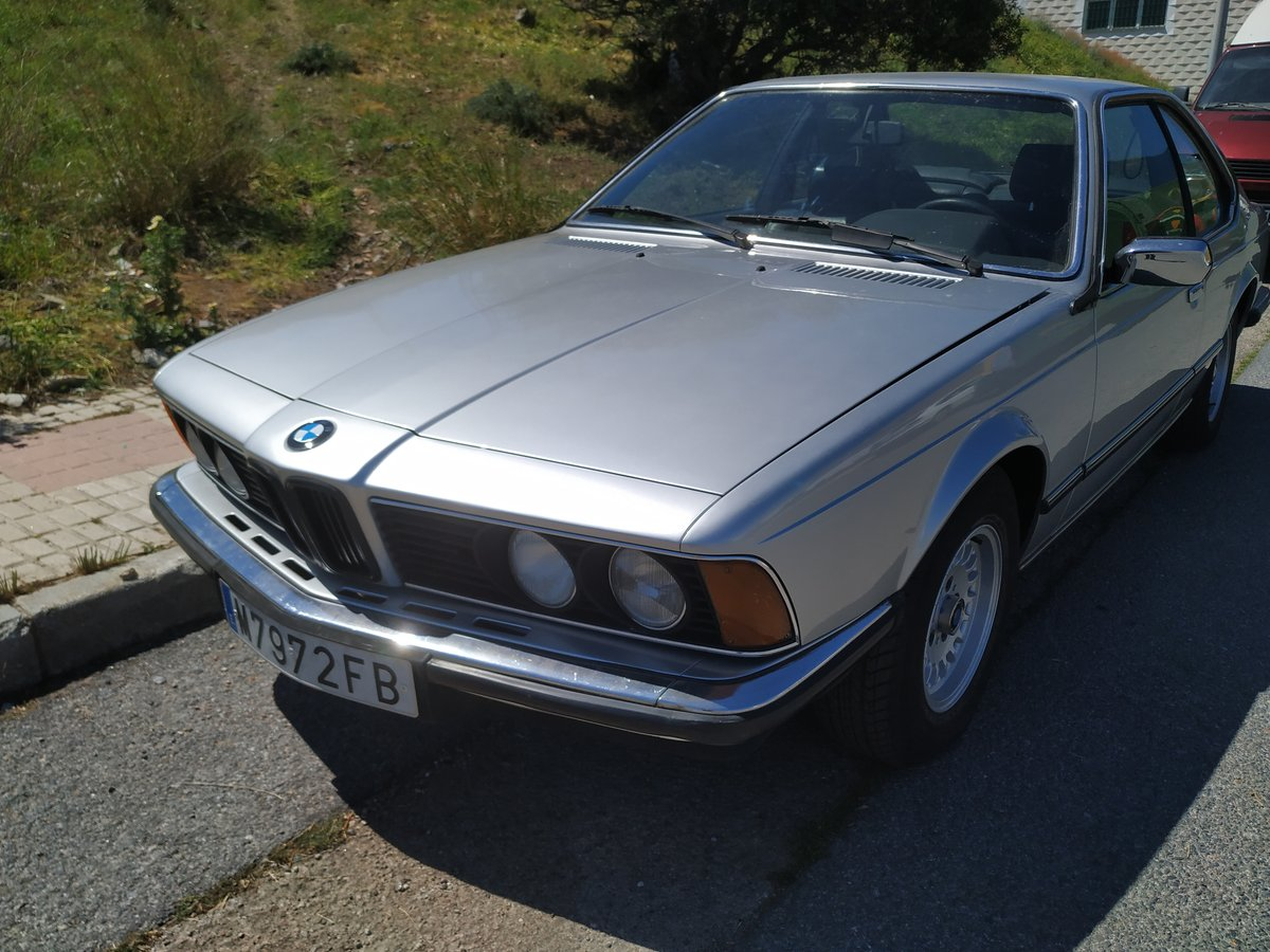 1984 BMW 628 csi For Sale (picture 4 of 4)