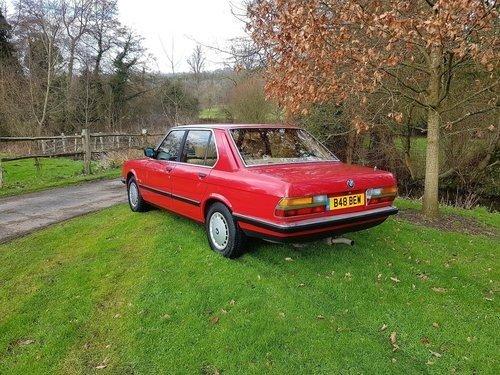 1985 xx CLASSIC CAR xx BMW E28 xx 525E 2.7 xx AUTO xx  For Sale (picture 3 of 6)