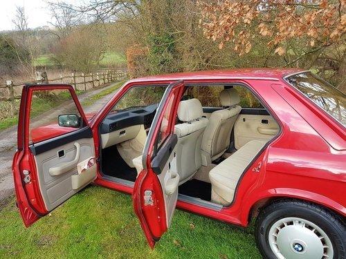 1985 xx CLASSIC CAR xx BMW E28 xx 525E 2.7 xx AUTO xx  For Sale (picture 6 of 6)