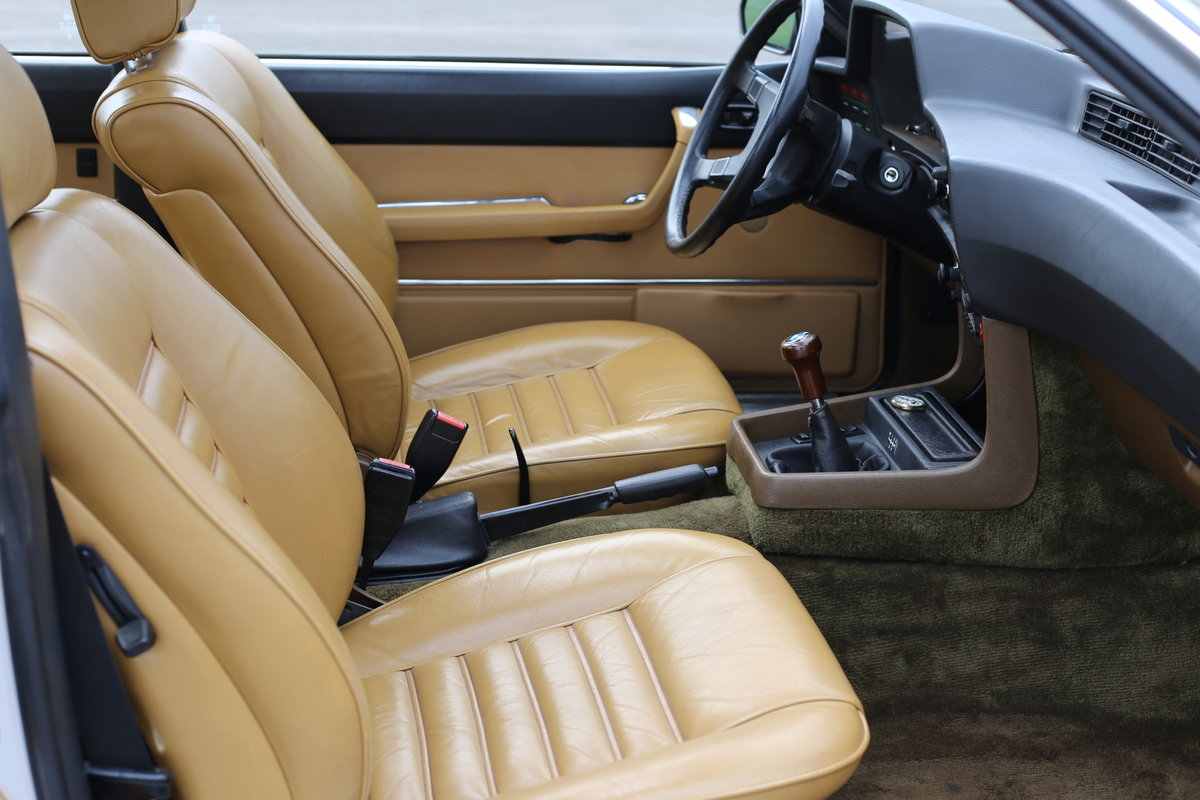 1980 An extremely original BMW 633 (E24) CSi Coupe For Sale (picture 4 of 6)