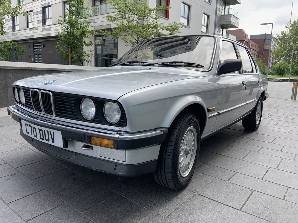 1986 BMW e30 320i 54k miles SOLD (picture 1 of 6)