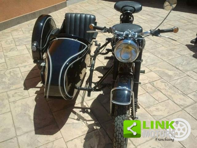 1961 BMW R27 SIDECAR For Sale (picture 1 of 6)