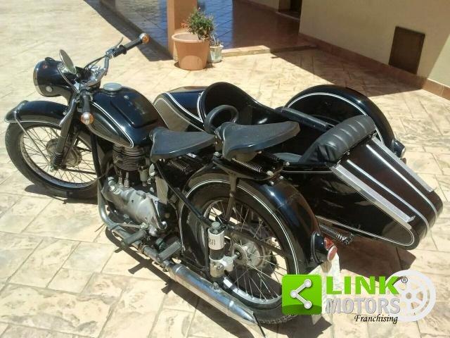 1961 BMW R27 SIDECAR For Sale (picture 2 of 6)