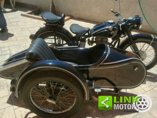 1961 BMW R27 SIDECAR For Sale (picture 3 of 6)