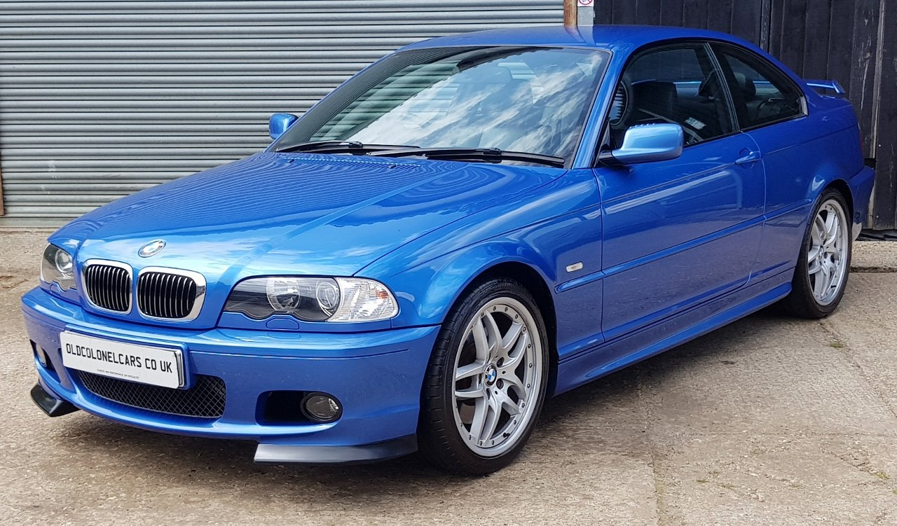 2003 Immaculate BMW E46 330i Clubsport Auto - Only 69,000 Miles For Sale (picture 2 of 6)